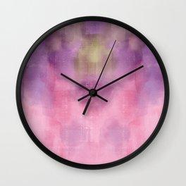 Crystal Magic - Corral Wall Clock