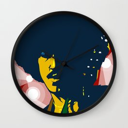 The Rocker Wall Clock