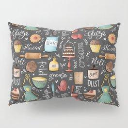 Bake Love Pattern Pillow Sham