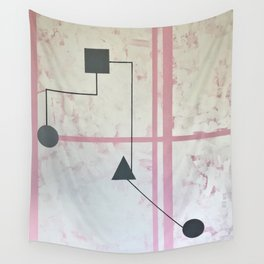 Sum Shape Wall Tapestry