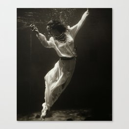Underwater Bliss Canvas Print