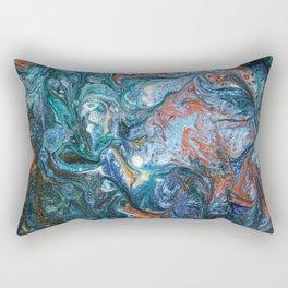 Cosmic Occurrence Rectangular Pillow