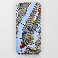 New York Mondrian Slim Case iPhone 6s