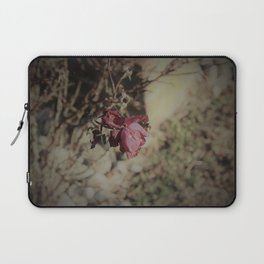 December Rose Laptop Sleeve