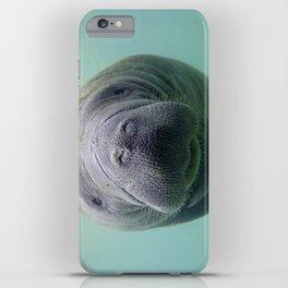 Manatee iPhone Case