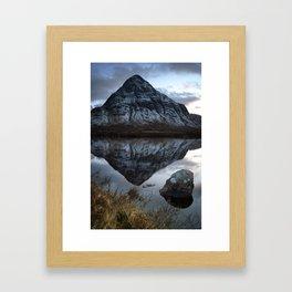 Beauchille Etive Mor Framed Art Print