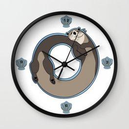 Otterboros Wall Clock