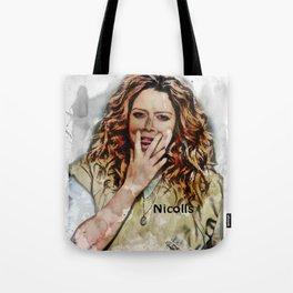 NICHOLLS Tote Bag