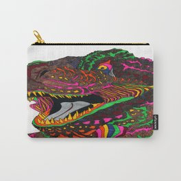 Dinosaur Lizard Carry-All Pouch