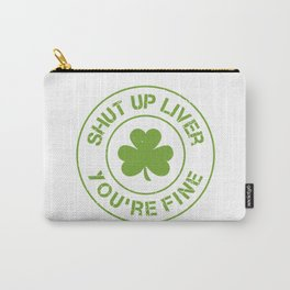 Funny St Patricks Day Carry-All Pouch