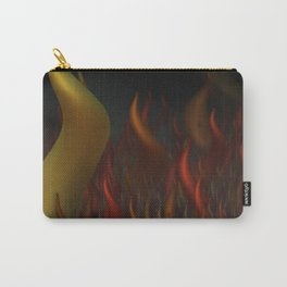 We Are All Burning Carry-All Pouch