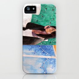trisha iPhone Case