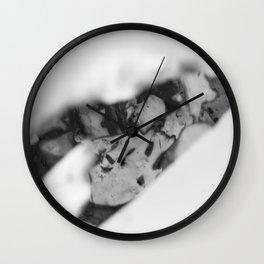 Burn 5 Wall Clock