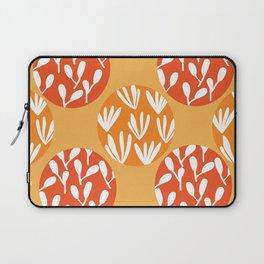 botanical circles Laptop Sleeve
