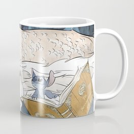 How to Train Your Stitch: Reading Lessons with Falcor Coffee Mug