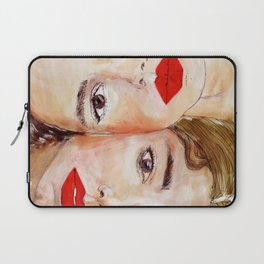 Red Lips Laptop Sleeve