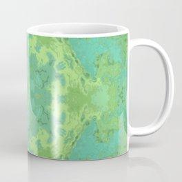 Verdant Mandala Coffee Mug