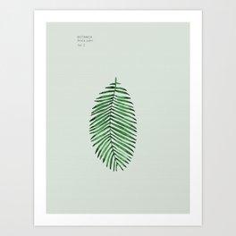 Palm, Tropical Wall, Leaf, Art Print, Botanical Decor Art Print
