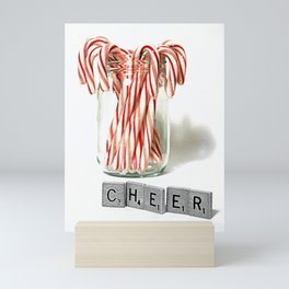 Christmas Cheer Mini Art Print