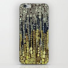 :: Gray Gatsby :: iPhone & iPod Skin
