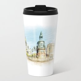 Saint Isaac's Cathedral Travel Mug