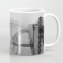 Panama Canal construction Coffee Mug