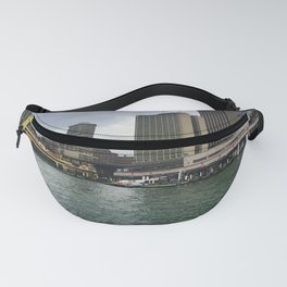 Sydney Ferry Terminals Fanny Pack