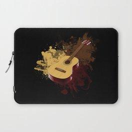 GUITAR DROPS Laptop Sleeve