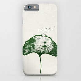 Love on the Lake iPhone Case