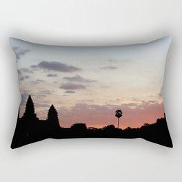 Angkor Splendor Rectangular Pillow