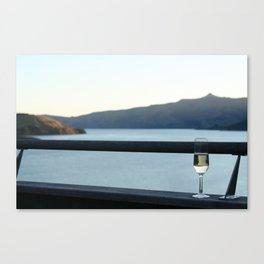 Relaxed Afternoon Canvas Print