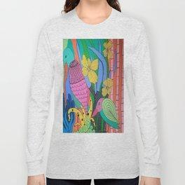 Shifty Eyed Long Sleeve T-shirt