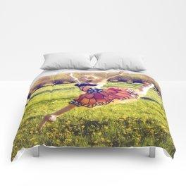 Butterfly Dancer Comforters