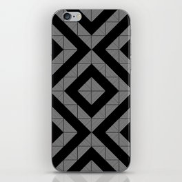 Totes Graphic Tiles iPhone Skin