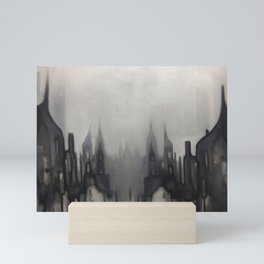Lowry can you hear, we're still playing 'in the mood' up here Mini Art Print