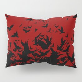 An Unkindness of Ravens Pillow Sham
