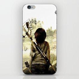 Echo Gear - Thy Scattered Bones(version2) iPhone Skin