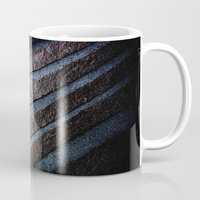 stone Mugs featuring Stone by Ni.Ca.