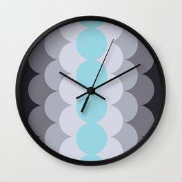 Gradual Island Paradise Wall Clock