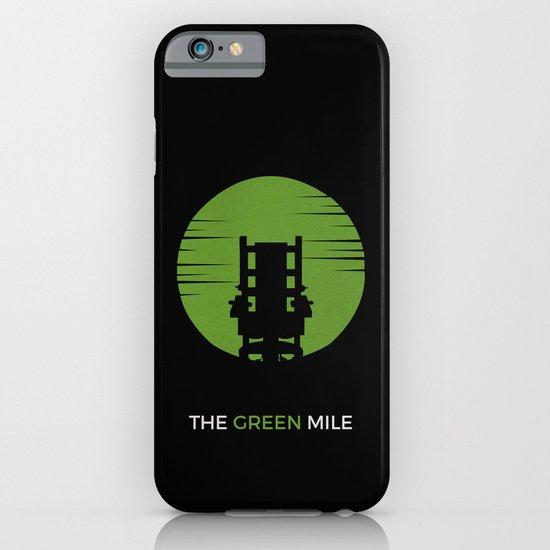 The Green Mile Minimalist iPhone & iPod Case