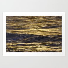Waves I Art Print