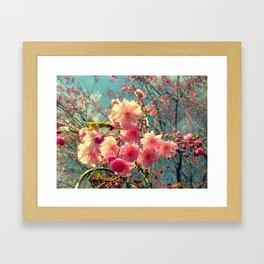 Mother Willow Framed Art Print