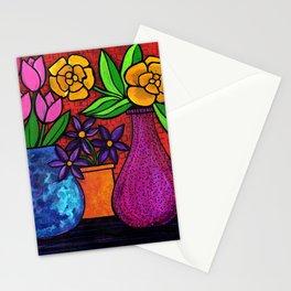 Floral Still Life Stationery Cards