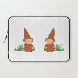 Wilhelmina the Gnome Laptop Sleeve