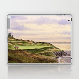 Whistling Straits Golf Course Hole 7 Laptop & iPad Skin