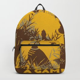 Vintage poster - Game Crop Backpack