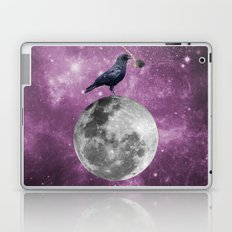 The Moon and The Crow Laptop & iPad Skin