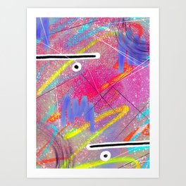 Wealth Art Print