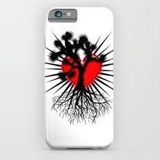 Joshua Tree Heart of the Hi Desert by CEYES Slim Case iPhone 6s