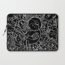Newborn astronaut Laptop Sleeve
